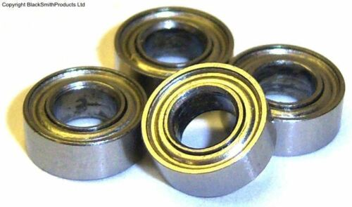 86694 Ball Bearings 10mm x 5mm x 4mm 4pcs HSP Upgrades