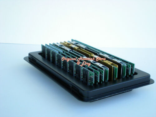 Memory Tray Case for Server Desktop PC DRAM DDR FBDIMM-RDIMM-DIMM 4 fits 40 New