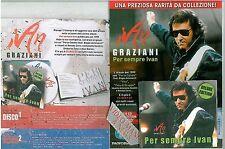 IVAN GRAZIANI PER SEMPRE IVAN DELUXE EDITION 2 CD (DIGIPACK) SORRISI TV