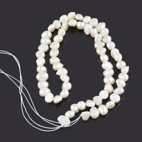 Wholesale W09 Natural Pearl Loose Beads 5x5mm-9x6mm,37cm Long GW