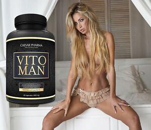 Libido-Verbesserung Stärkste Männliche Erektion Sexuelle Energie Power