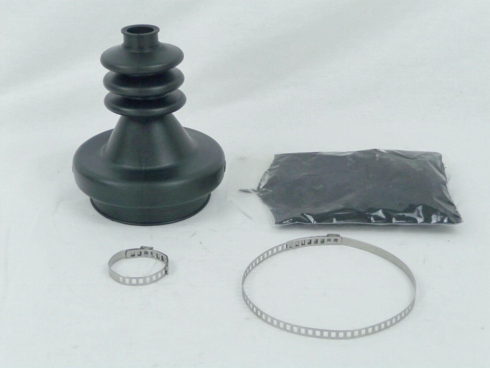 For Porsche For Mercedes W203 W211 C240 Set of Inner /& Outer CV Joint Boot Kit