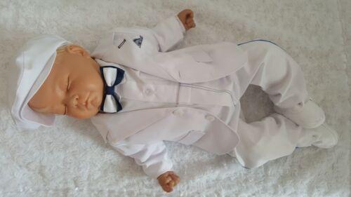 Nr.022D  Babyanzug Anzug Taufanzug Kinderanzug Taufgewad Festanzug Taufe