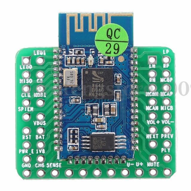 CSR8645 5W+5W Bluetooth 4.0 Amplifier Board APT-X Hifi Stereo Receiver Module