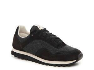 882f2008090 ED ELLEN DEGENERES ~ New! Size 5 ~ Black Gray FARREN Suede Wool ...