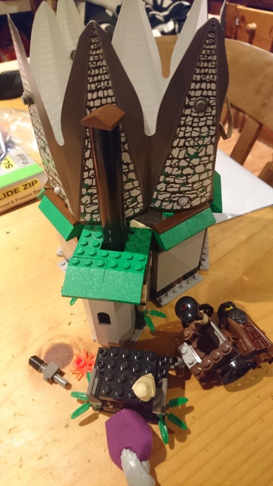 LEGO Harry Potter Hagrid CAPANNA  4707