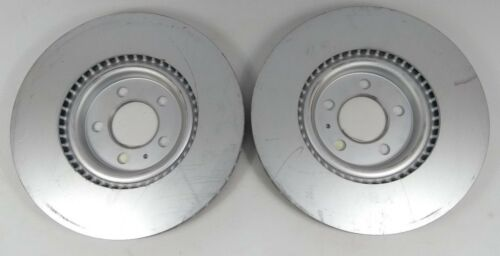GENUINE VW POLO AUDI A1 SEAT IBIZA FRONT 310MM BRAKE DISCS SET X2-6R0615301B