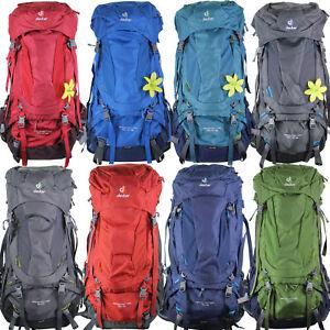 19a76effa1 Deuter Aircontact pro Women s Men s Backpack Hiking Rucksack Hiking ...