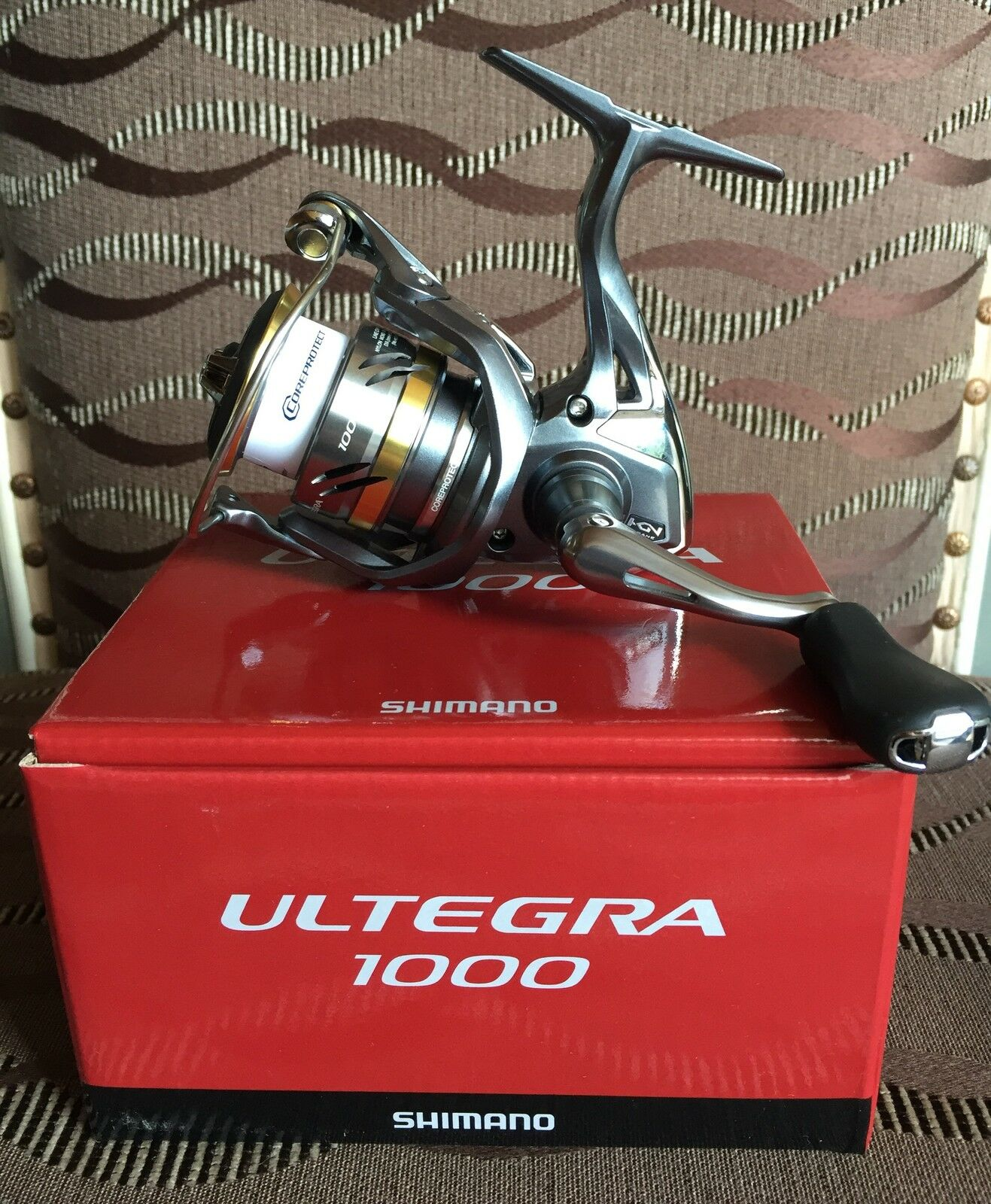 Shimano Ultegra Ultegra Shimano 1000 FB Spinnrolle 131fcd