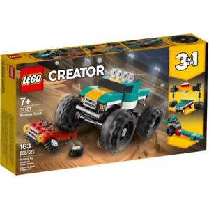 LEGO 31101 Creator Monster Truck Brand New Sealed