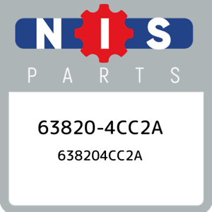 63820-4CC2A-Nissan-638204cc2a-638204CC2A-New-Genuine-OEM-Part