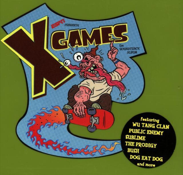 Various - X GAMES