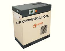 10hp Variable Speed Drive Screw Rotary Compressor Air Pump A I R End