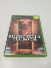 Silent Hill 4 The Room Microsoft Xbox 2004 European Version