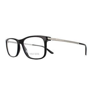 bba8f88461 Giorgio Armani Glasses Frames 7087 5017 Black Men 52mm 8053672465471 ...