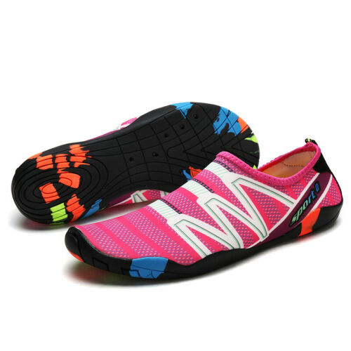 Sports Women Water Shoes Skin Aqua Shoes Athletic Lovers Breath  Swim Beach Shoe
