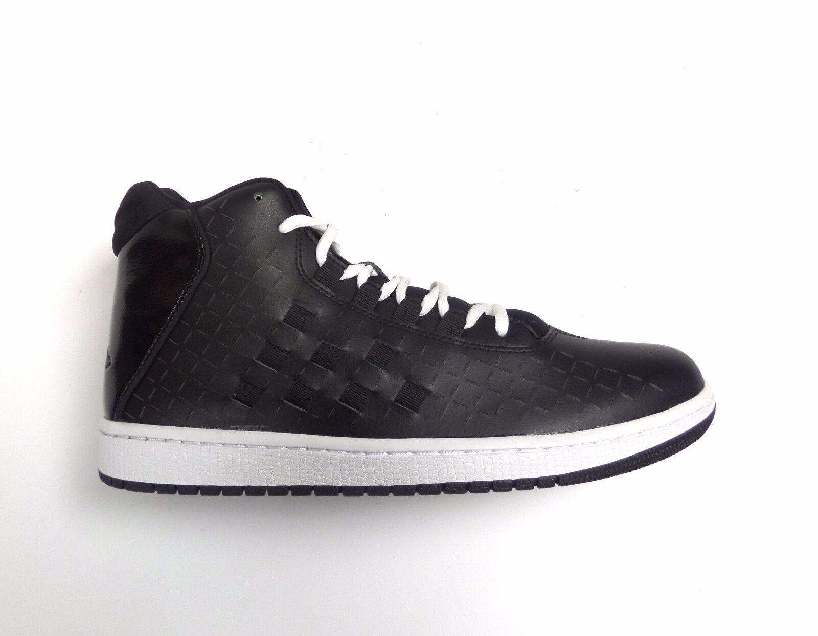 best-selling model of the brand Nike Men's Air Jordan ILLUSION Shoes Black/White 705141-010 a1