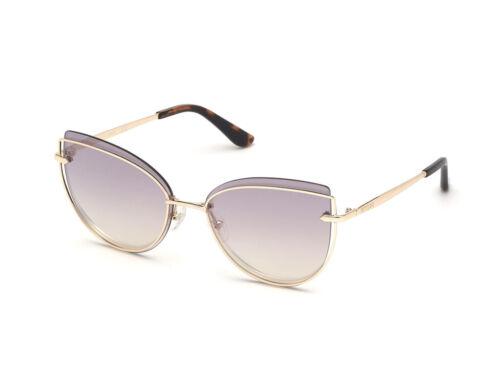 Occhiali da Sole Guess Autentici GU7617 viola gradient specchio 32Z