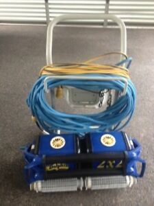 Dolphin 2 X 2 Commercial Pool Cleaner 50m Pool Commercial