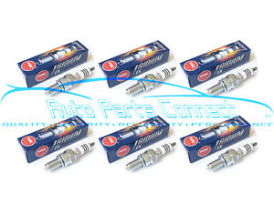 Image Is Loading 6 Ngk Iridium Ix Spark Plugs For Nissan