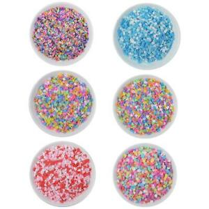 Slime-Clay-Sprinkles-For-Filler-For-Slime-DIY-Supplies-Candy-Fake-Cake-Dess-A1I9