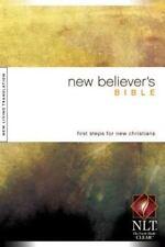 New Believer's Bible NLT (2007, Paperback)