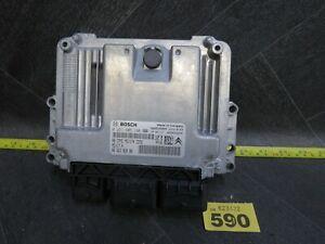 Citroen Peugeot 1.6 VTI Petrol ECU Engine Control Unit 9666320880 0261S05190