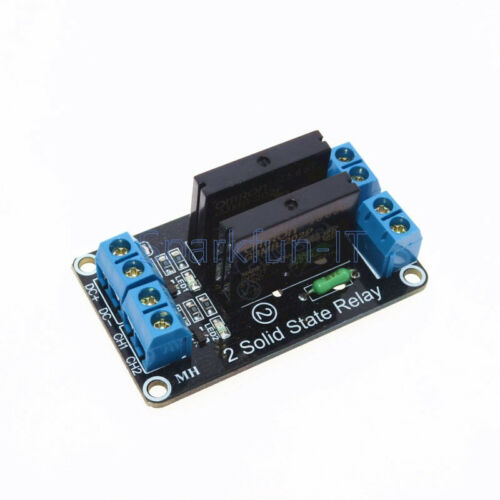 1//2//4 Channel 5v OMRON SSR G3MB-202P Solid State Relay Module For Arduino T