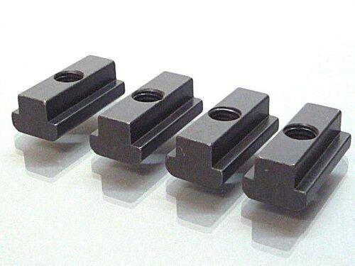 M12 für 14mm T-Nute,T-Nutenstein,Spannpratzen OREX   4 Muttern für T-Nuten lang