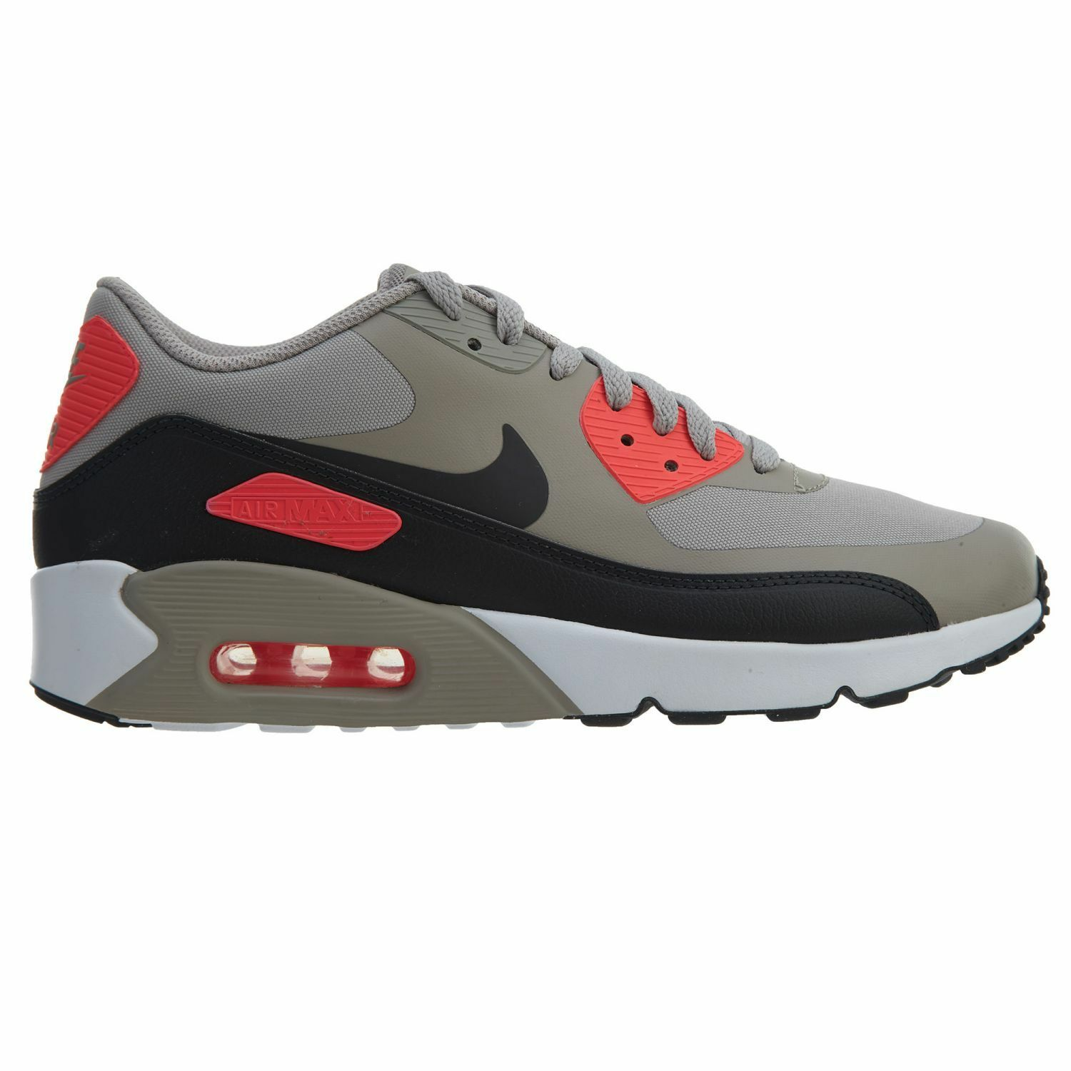 Nike Air Max 90 Ultra 2.0 Essential Mens 875695-010 Cobblestone Shoes Comfortable Cheap women's shoes women's shoes