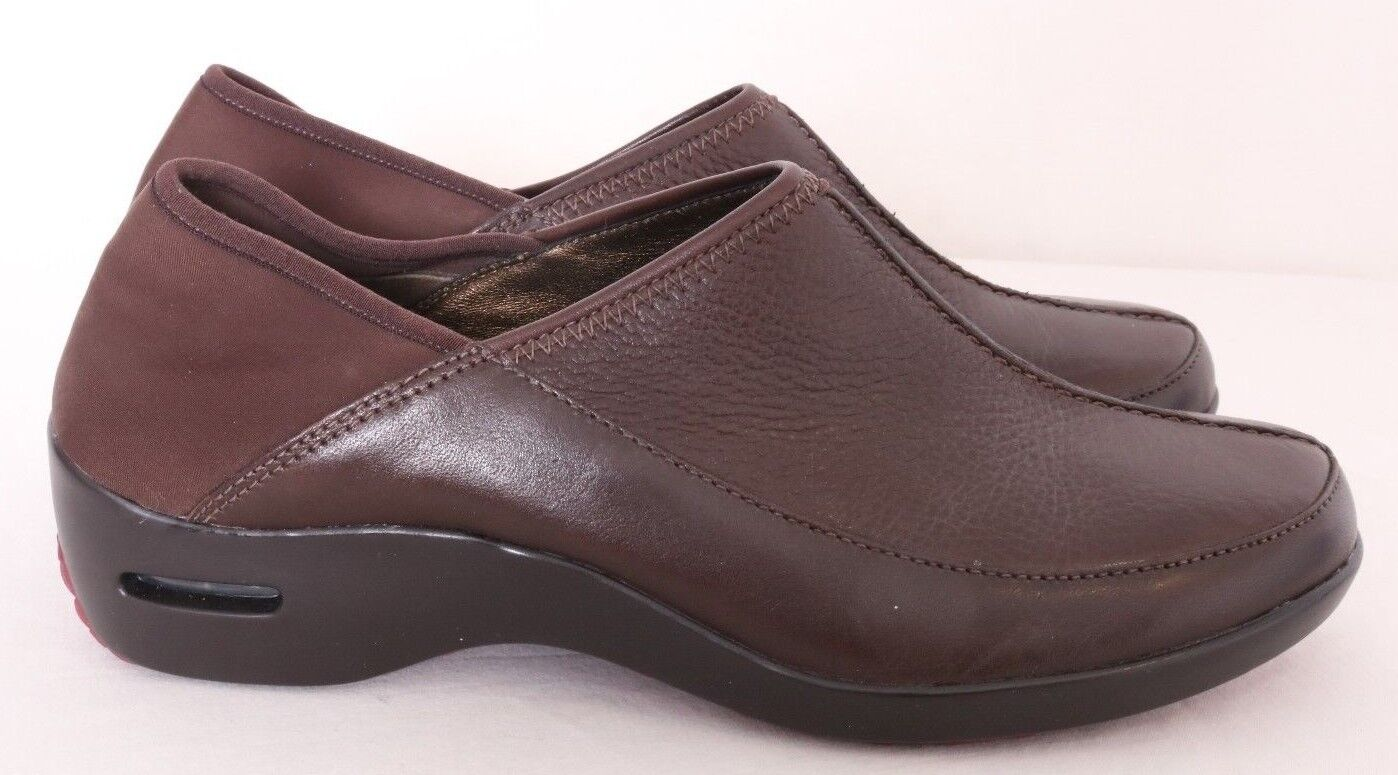Cole Haan D23305 G Series Air Pebbled Driving Split Toe Loafers Women's US 7.5B