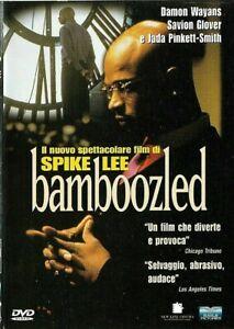 BAMBOOZLED-2000-un-film-di-Spike-Lee-DVD-EX-NOLEGGIO-EAGLE