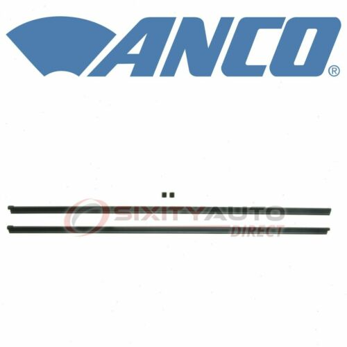 ANCO Front Left Wiper Blade Refill for 2007-2017 Nissan Altima Windshield cp
