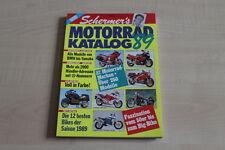 156570) Schermers MO Motorrad Katalog 1989