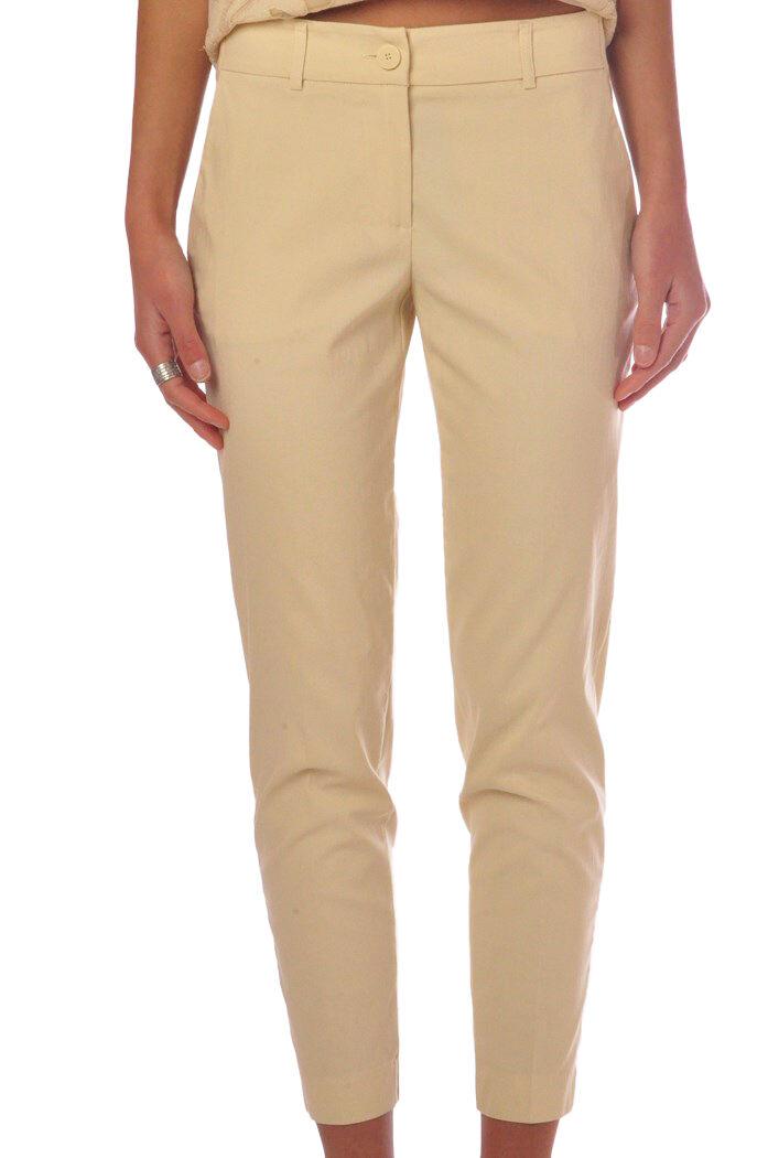 Twin Set  -  Pants - female - Beige - 315627A184659