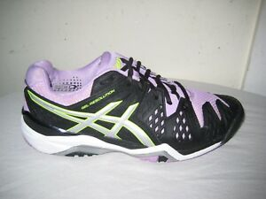 asics gel resolution tennis shoes reviews new york