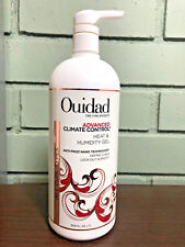 Ouidad Advanced Climate Control Heat and Humidity GEL Anti Frizz Liter With Pump