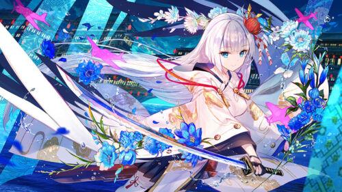 Anime  Azur Lane Shoukaku Silk Poster 24 X 14 inch Wallpaper