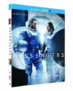 PASSENGERS-JENNIFER-LAWRENCE-BLU-RAY-NEUF-SOUS-CELLOPHANE