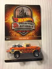 2017 Hot Wheels 17th Nationals Convention #3 Texas Drive Em 4x4 Truck 1 of 2800