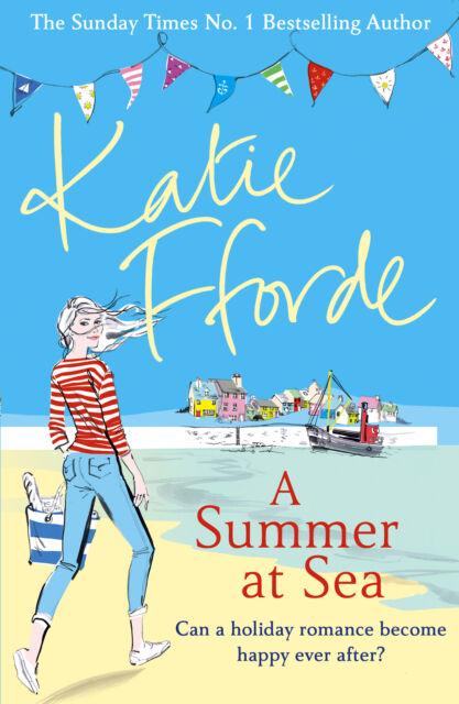 Katie Fforde - A Summer at Sea (Paperback) 9780099579328