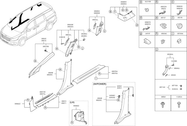 Truck Engine Diagram 2002 Kium Sedona