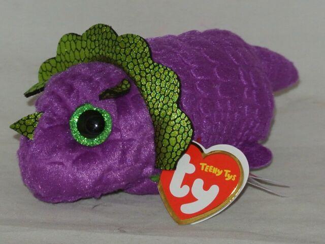TY Beanie Babies Landon the Purple Dragon TY Beanie Babies