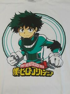 My Hero Academia Izuku Midoriya Shirt