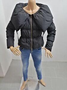 Giubbino-ELISABETTA-FRANCHI-Donna-Taglia-Size-44-Jacket-Woman-Veste-Femme-7542