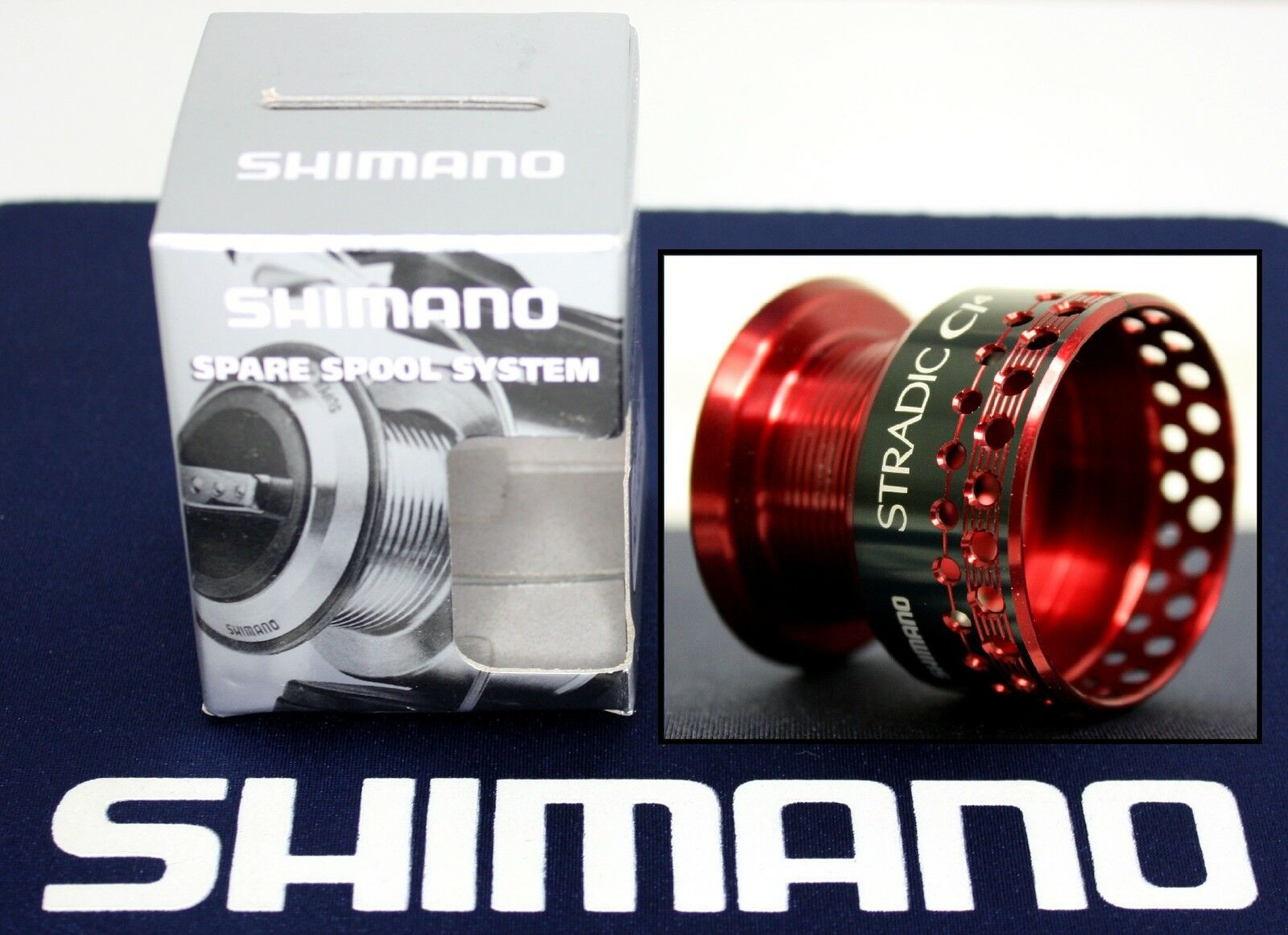 Shimano Stradic Ci4 F ML Ersatzspule 1000F ML F 2500F 3000F 4000F Sparespool OVP NEW fbd73d