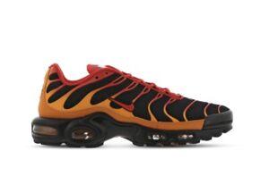 Nike-Air-Max-Plus-Tn-Red-And-Orange-Uk10-DEADSTOCK-Men-s-Trainers-10uk
