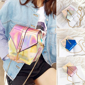 Women-Transparent-Handbag-PVC-Holographic-Shoulder-Messenger-Bags-Cross-Body-Bag