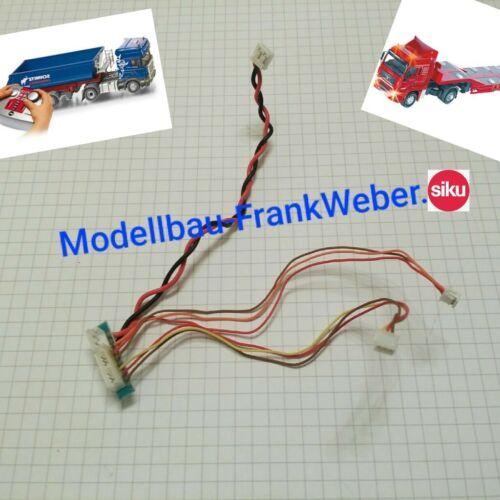 MAN  Siku control 1//32 6721 6725 Kabelbaum Kabel JST Scania