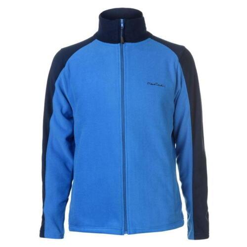 ✅ PIERRE CARDIN Herren Fleecejacke Sweatshirt Reißverschluss Pullover Jumper NEU